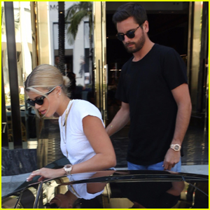 Scott Disick & Sofia Richie Are Reportedly 'Inseparable'