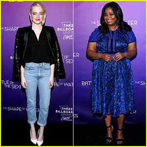 Emma Stone, Octavia Spencer & More Stars Mingle at the Fox Searchlight Party at TIFF 2017!