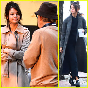 Selena Gomez Gets to Work on Woody Allen's New Project