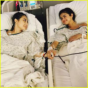 Selena Gomez Receives Kidney Transplant From Francia Raisa