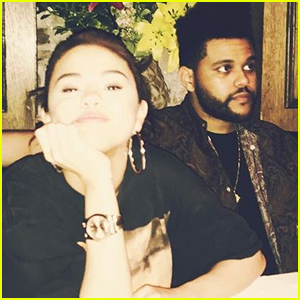 Selena Gomez & The Weeknd Couple Up in Cute Instagram Snap