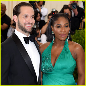 Serena Williams Welcomes Baby Girl with Fiance Alexis Ohanian