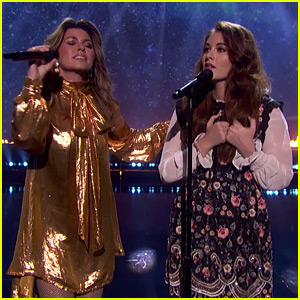 Shania Twain Performs with Deaf Singer Mandy Harvey on 'AGT' Finale (Video)