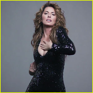 Shania Twain Debuts 'Swingin' With My Eyes Closed' Music Video - Watch Here!