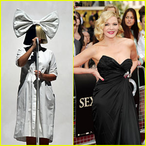 Sia Offers to Play Samantha Jones to Make the 'Sex & The City 3' Movie Happen!