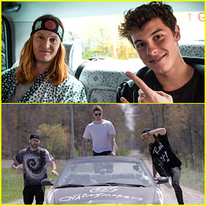 The Chainsmokers & Shawn Mendes Will Appear on MTV's New Show 'Dare to Live' Tonight!