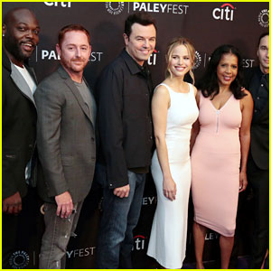 Seth MacFarlane & 'The Orville' Cast Glam It Up at PaleyFest Fall TV Previews!