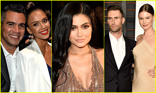 Kylie Jenner, Jessica Alba, & 27 More Pregnant Stars - All the Celebs Expecting!