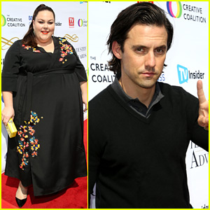 'This Is Us' Cast Steps Out During Emmys Weekend!