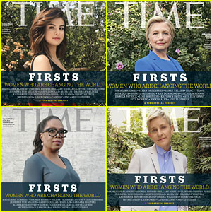 Selena Gomez, Hillary Clinton, & More Are Time's Women Who Are Changing the World