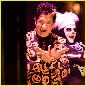 Tom Hanks Will Return as David S. Pumpkins for 'SNL' Halloween Special!