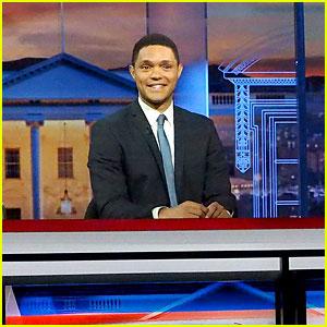 Trevor Noah Extends 'The Daily Show' Contract Through 2022!