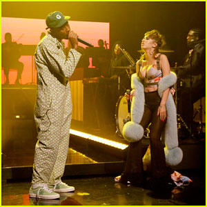 Tyler, the Creator & Kali Uchis Perform 'See You Again' on 'Tonight Show' - Watch Here!