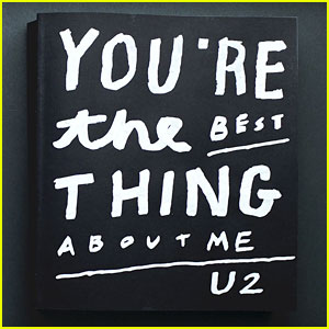 U2's 'You're the Best Thing About Me' - Stream, Lyrics & Download!