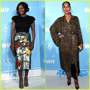 Emmy Noms Viola Davis & Tracee Ellis Ross Celebrate Ahead of the Big Show!
