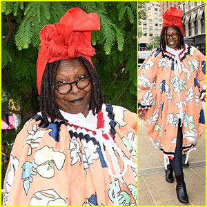 Whoopi Goldberg Turns Heads in High Fashion While Honoring Thom Browne in NYC!
