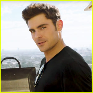 Zac Efron Reveals the One Celebrity He Wants to Do a Love Scene With (Video)