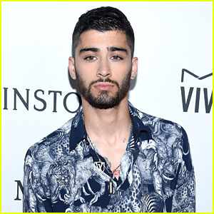 Zayn Malik Goes Completely Bald in New Instagram Pic!