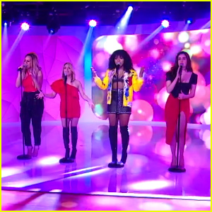 Fifth Harmony Perform 'Don't Say You Love Me' on 'TRL' - Watch!