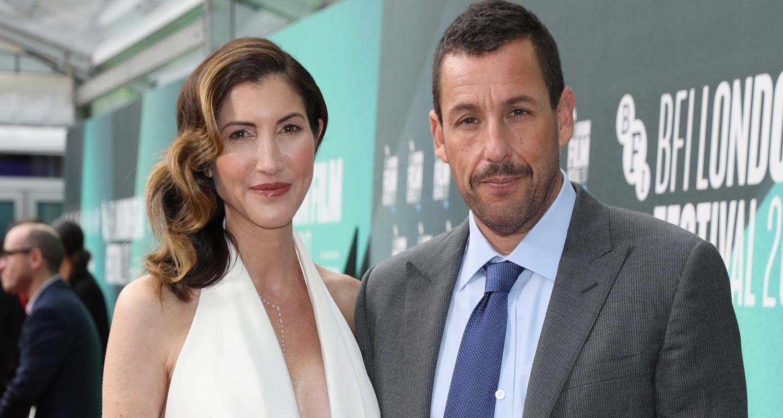 Adam Sandler & Wife Jackie Couple Up at 'The Meyerowitz ...