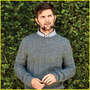 Adam Scott Reacts to Being Called a 'Sex Icon' After 'Parks & Recreation'!