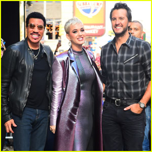 'American Idol' Judges Katy Perry, Luke Bryan & Lionel Richie Share Thoughts on Las Vegas Shooting on 'GMA'