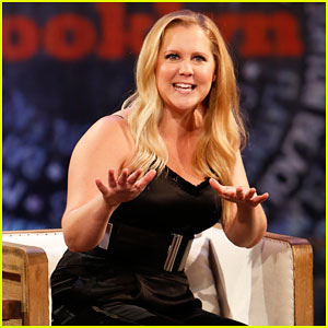 Amy Schumer Talks 'Really Cool' Weight Gain & Twitter Trolls on 'Jimmy Kimmel Live' - Watch Here!