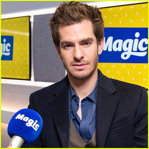 Andrew Garfield Continues 'Breathe' Press Tour in London