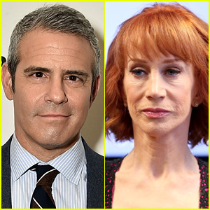 Andy Cohen Responds to Kathy Griffin: 'I Am Completely Stunned'
