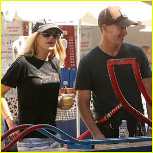 Anna Faris & Michael Barrett: New Couple Alert?
