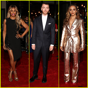 Laverne Cox, Sam Smith, Jade Thirlwall & More Stars Shine at Attitude Awards 2017 in London!