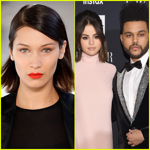 Bella Hadid Doesn't Care 'Anymore' That The Weeknd is Dating Selena Gomez