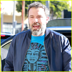Ben Affleck is All Smiles While Out in Los Angeles