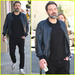 Ben Affleck Steps Out After Jennifer Garner Church Reunion