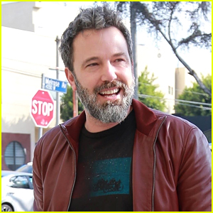 Ben Affleck Kicks Off His Day with a Meeting in LA