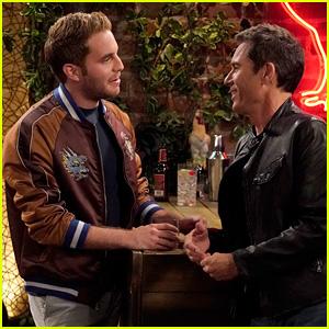 Watch Ben Platt Hit on Eric McCormack in 'Will & Grace' Clip!