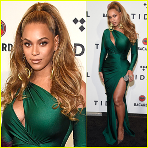 Beyonce Goes Glam for Tidal X Brooklyn Concert!