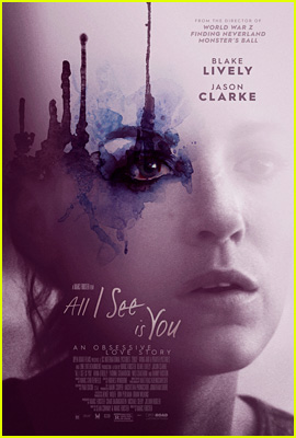 Blake Lively's 'All I See Is You' Debuts New Watercolor Poster