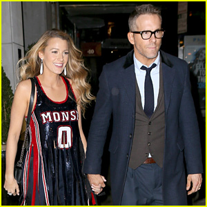 Blake Lively & Ryan Reynolds Hold Hands at 'All I See Is You' Premiere