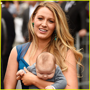 Blake Lively Says Daughter Ines Eats Steak Like a 'Viking'