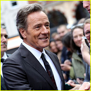 Bryan Cranston Looks Dapper at 'Last Flag Flying' Premiere at London Film Festival!