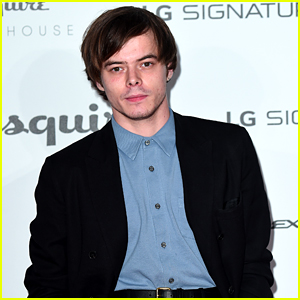 Charlie Heaton Caught With Cocaine at LAX Airport, Denied Entry to U.S. (Report)