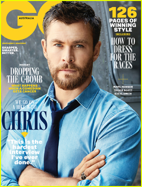 Chris Hemsworth Feels 'Responsible' If His Movie Bombs at the Box Office