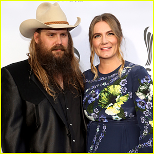 Chris Stapleton & Wife Morgane Are Expecting Twins!