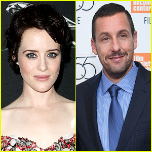 Claire Foy Releases Statement on Adam Sandler Repeatedly Touching Her Knee