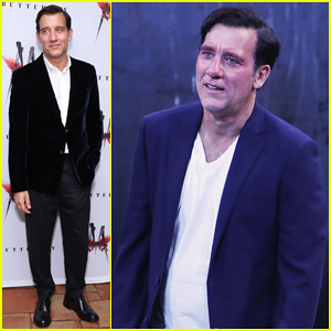 Clive Owen Celebrates Opening Night of Broadway Play 'M. Butterfly'!