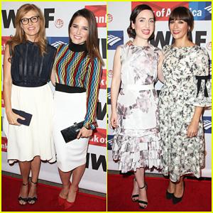 Connie Britton, Sophia Bush & Rashida Jones Team Up at International Women's Media Foundation Awards!