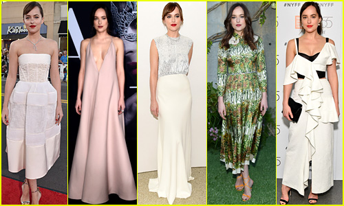 Celebrate Dakota Johnson's 28th Birthday with 28 of Her Red Carpet Looks!