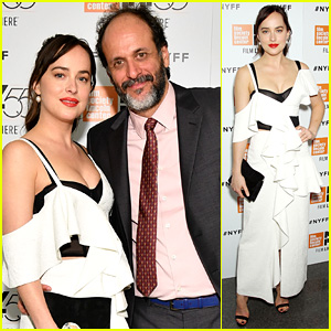 Dakota Johnson Supports Friend Luca Guadagnino at 'Call Me By Your Name' Premiere!
