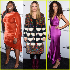 Danielle Brooks, JoJo, & Joan Smalls Go Glam for Puerto Rico Relief Event